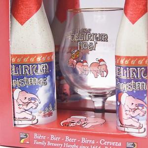 ベルギービールのXマス限定商品