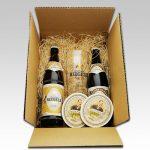 リーゲレ2種 500ml×2本+専用グラス+コースター3枚セット【ドイツビールギフト】